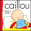 Caillou Sends a Letter (Backpack (Caillou))