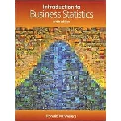Introductory statistics for business and economics wonnacott pdf