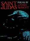 Saint Judas (Wesleyan Poetry Program)