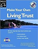 "Make Your Own Living Trust ""With CD"" [With CDROM]"