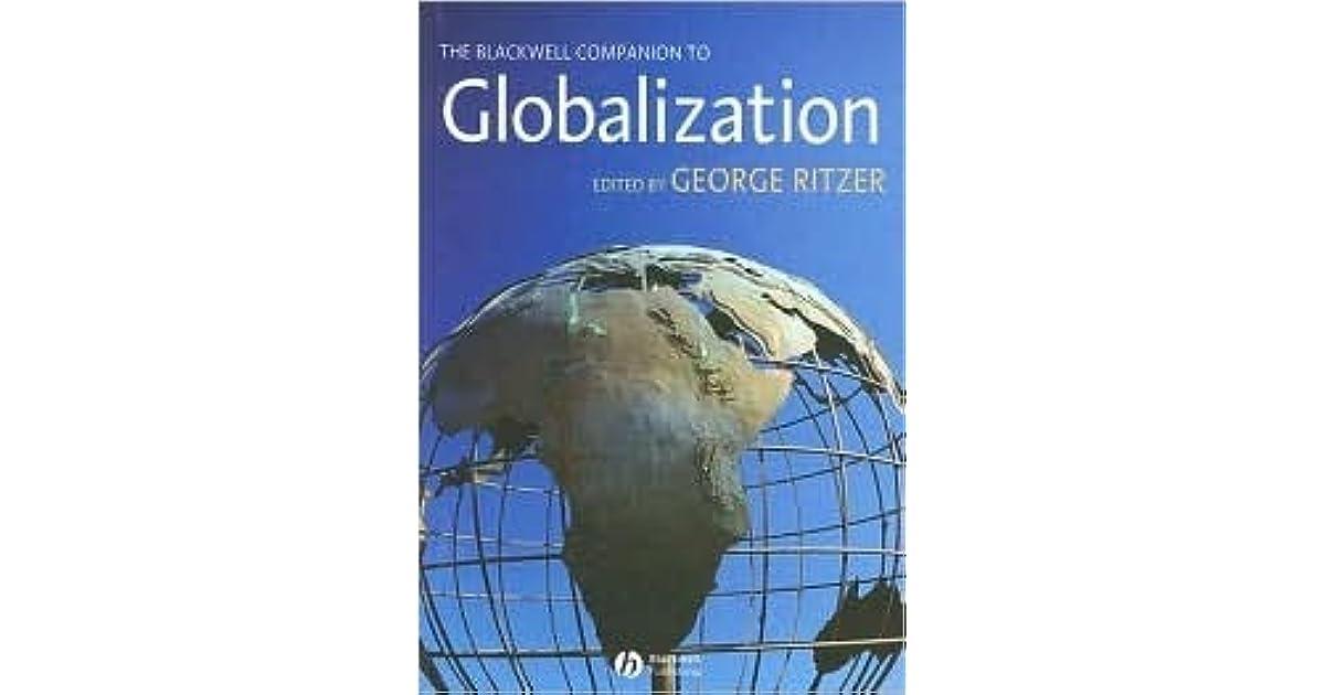 The Blackwell Companion to Globalization (Blackwell Companions)