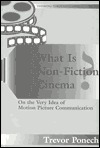 What Is Non-fiction Cinema?