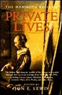 The Mammoth Book of Private Lives