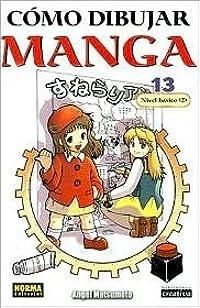 Como Dibujar Manga, volumen 13: Nivel basico