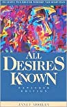 All Desires Known: Expanded Edition