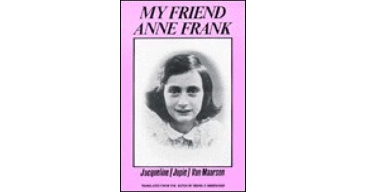 My friend anne frank by jacqueline van maarsen fandeluxe Epub