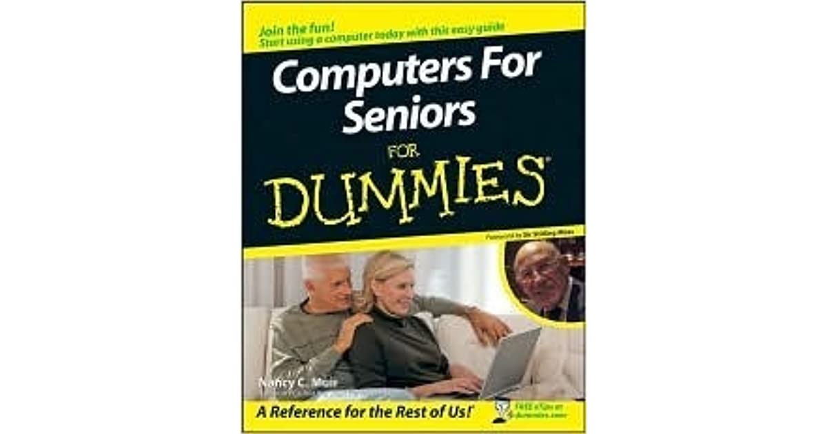 computers for seniors for dummies pdf
