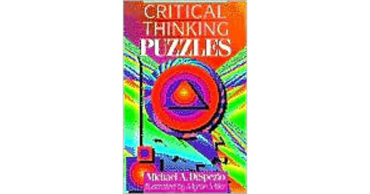 Giant Book of Mensa Critical Thinking Puzzles by Michael A  DiSpezio  PDF  The University Challenge Quiz Book Various Full Book