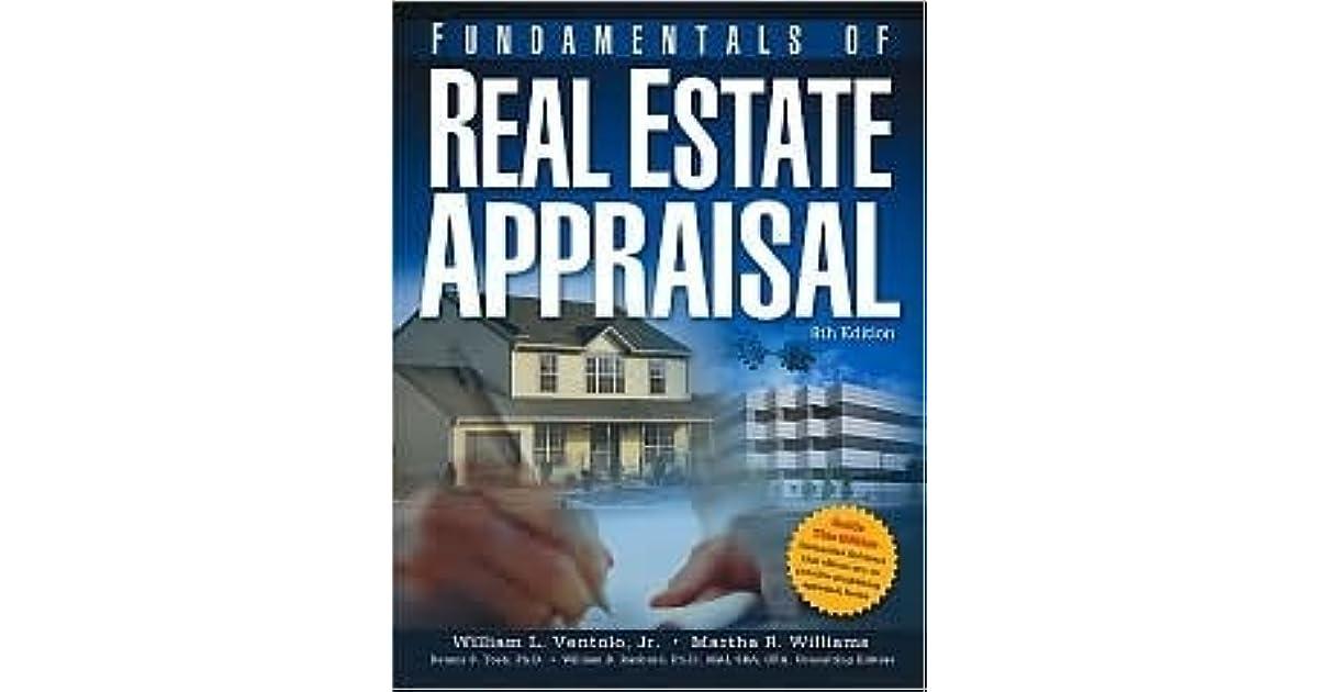 Downlaod full pdf free fundamentals of real estate appraisal 10th.