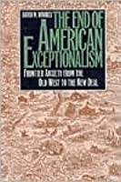End of American Exceptionalism