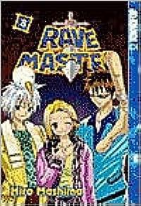 Rave Master, Vol. 08
