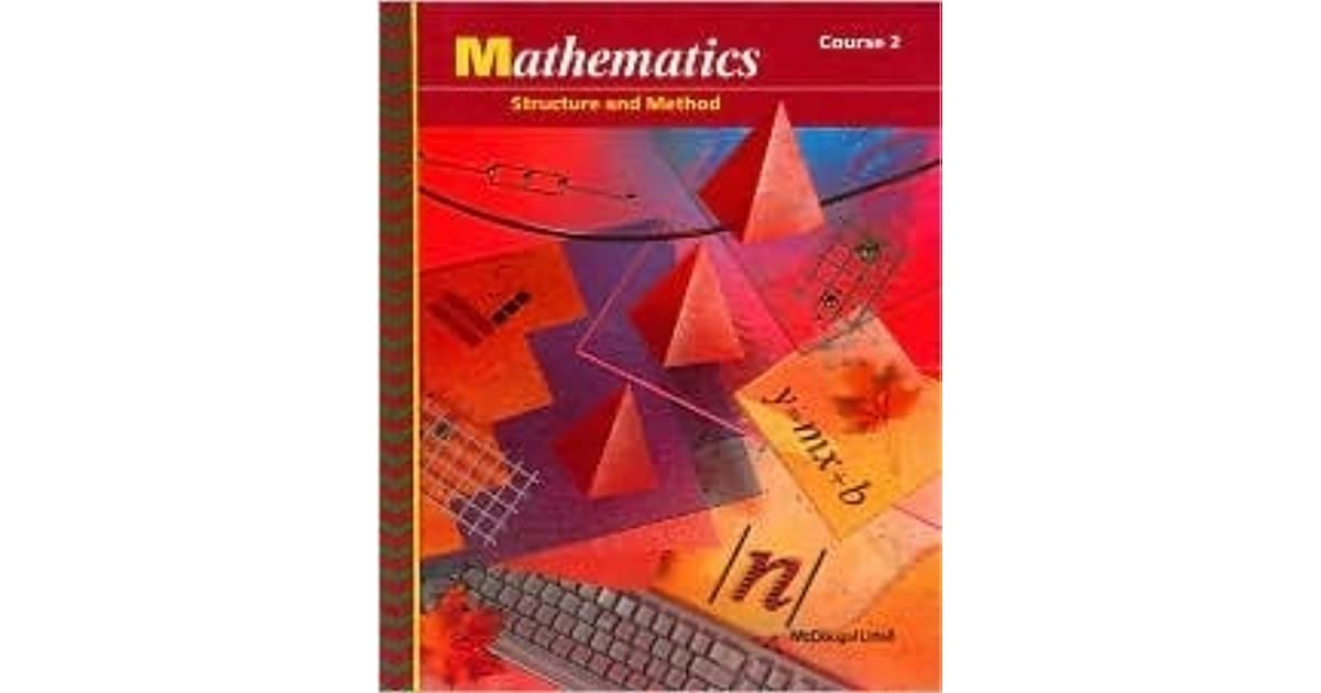 algebra 1 structure and method dolciani