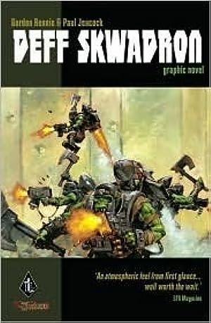 [PDF] ↠ Deff Skwadron (Warhammer 40,000 Graphic Novel) Author Gordon Rennie – Plummovies.info