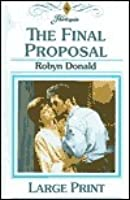 The Final Proposal (The Marriage Maker, #3)