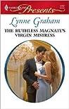 The Ruthless Magnate's Virgin Mistress (Virgin Brides, Arrogant Husbands, #2)