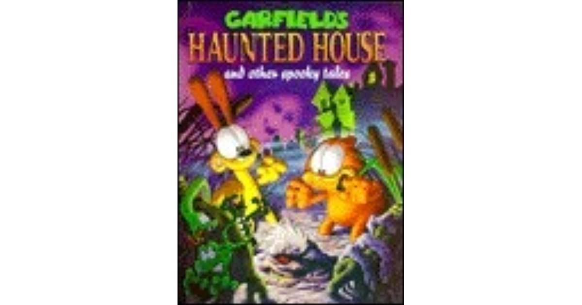Garfield S Haunted House And Other Spooky Tales By Jim Davis