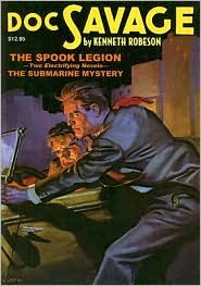 The Spook Legion / The Submarine Mystery