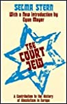 Court Jew: Contribution to the History of Absolutism in Europe