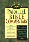 Holy Bible: The KJV Parallel Bible Commentary