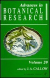 Advances in Botanical Research, Volume 20