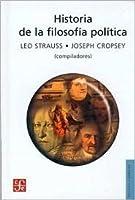 Historia de La Filosofia Politica