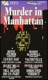 Murder in Manhattan
