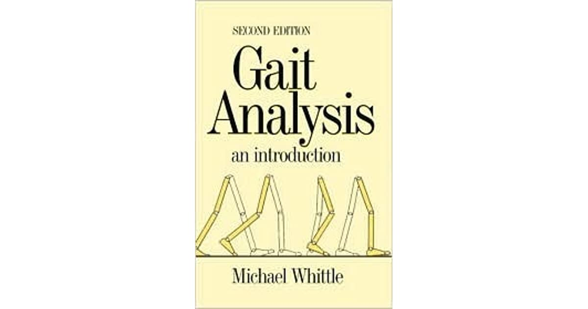 Gait analysis an introduction by michael w whittle fandeluxe Choice Image