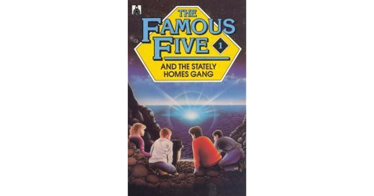 The famous five and the stately homes gang by claude voilier fandeluxe Image collections