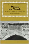 Mongols And Mamluks by Reuven Amitai-Preiss