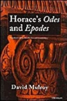 horace odes and epodes lowrie michele