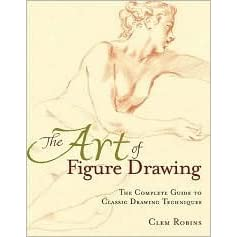 The Art Of Figure Drawing By Clem Robins
