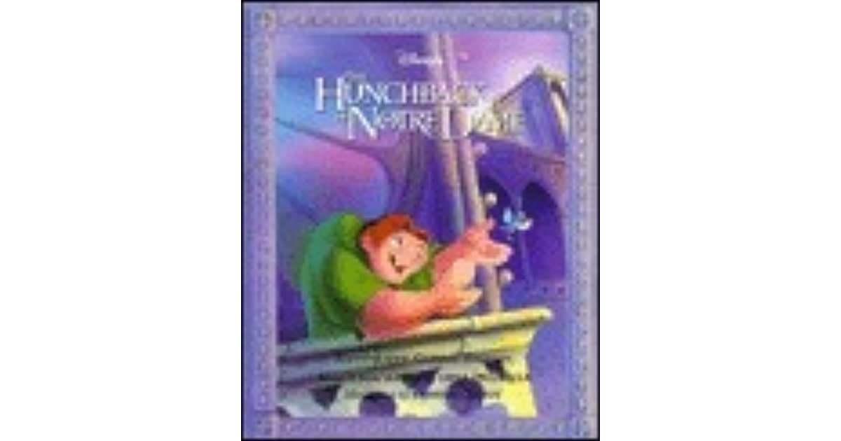 Disney's The Hunchback Of Notre Dame By Gina Ingoglia