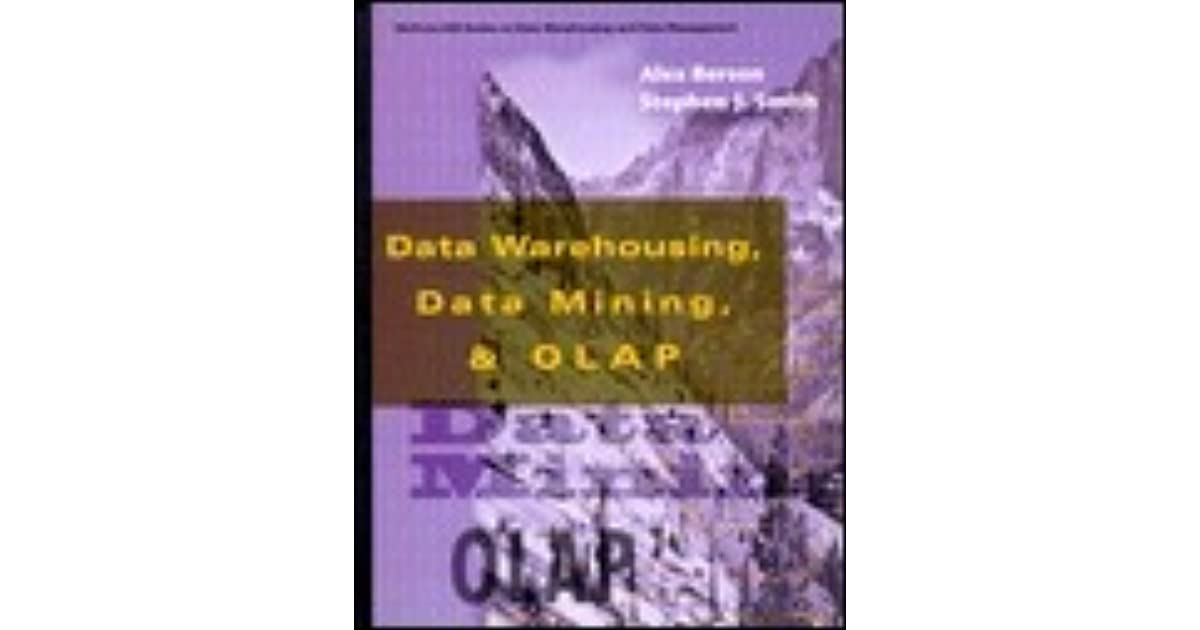 Data Warehousing Data Mining And Olap Alex Berson Ebook