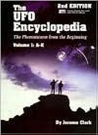 UFO Encyclopedia 2nd