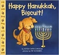 Happy Hanukkah, Biscuit!