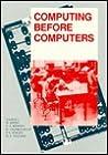 Computing Before Computers