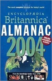Encyclopedia Britannica Almanac 2009