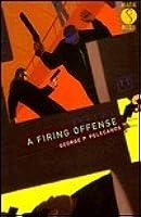 A Firing Offense (Mask Noir) (Nick Stefanos, #1)