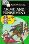 Crime and Punishment (Lake Illustrated Classics, Collection 5) [GRAPHIC NOVEL]