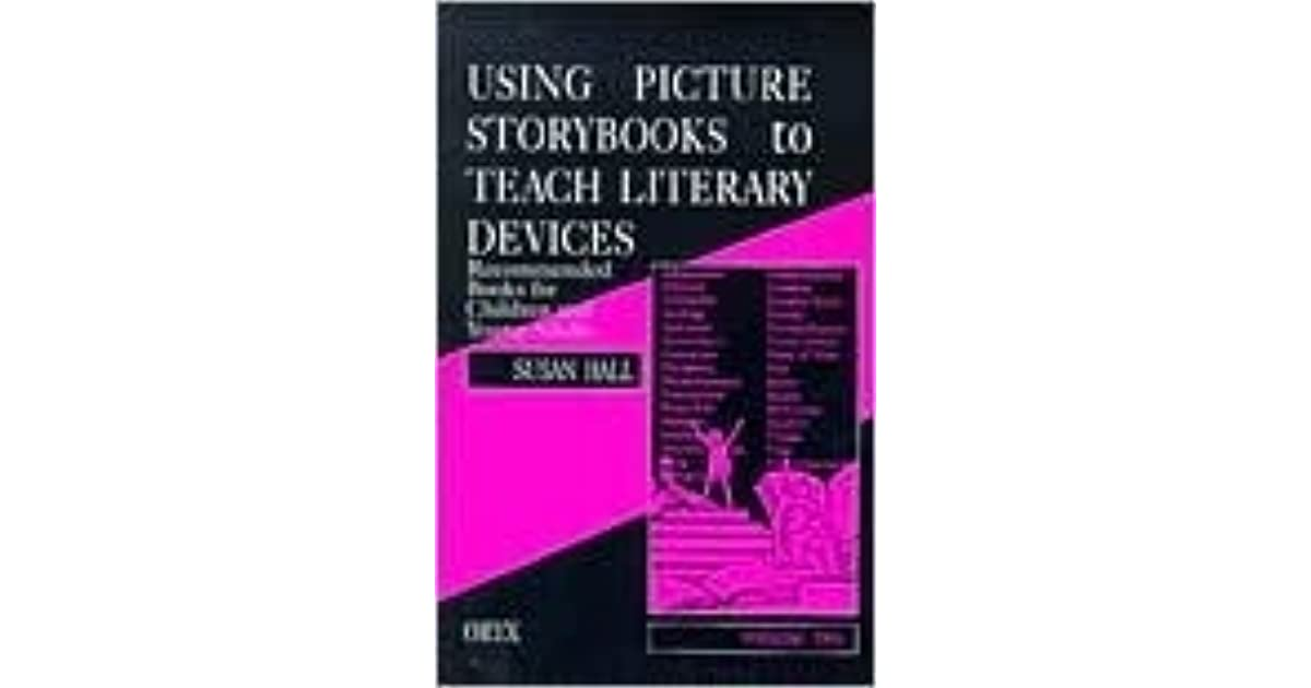 literary devices book