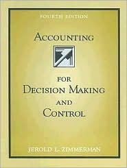 Accounting for Decision Making (2011)
