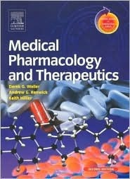 Medical Pharmacology and Therapeutics: With Student Consult Online Access