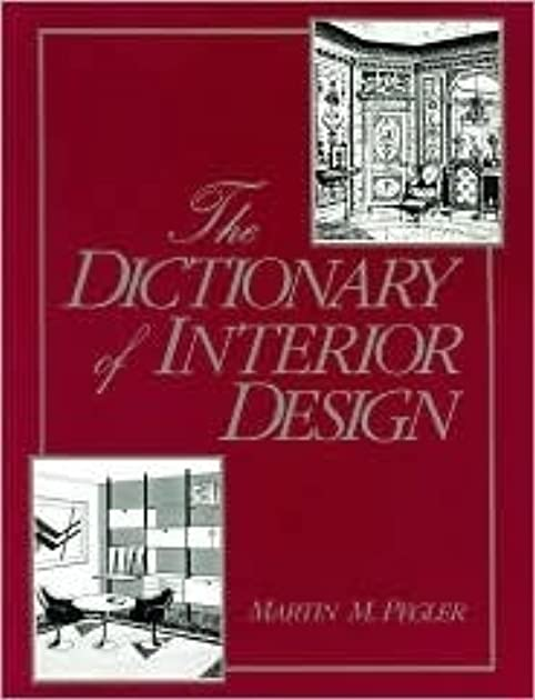 Interior Design Dictionary Book 103s Noorderpad