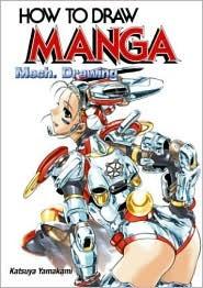 How to Draw Manga, Volume 32: Mech. Drawing