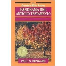 panorama del antiguo testamento paul benware