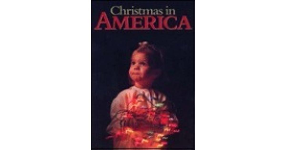 Christmas In America Book.Christmas In America By David Elliot Cohen