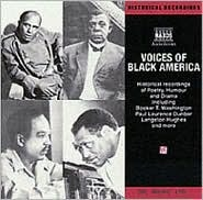 Voices of Black America: Historical Recordings of Speeches, Poetry, Humor & Drama