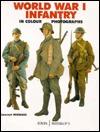 World War I Infantry in Colour Photographs (Europa Militaria, No. 3)