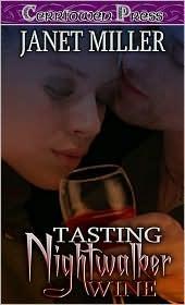Tasting Nightwalker Wine by Cricket Starr