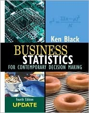 Business Statistics  Contemporary Decision Making